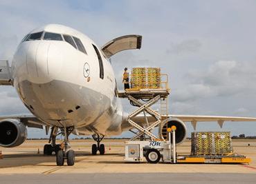 By Air Cargo